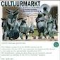 Opening Cultuurmarkt 2015