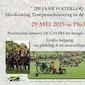 200 jaar Waterloo - Herdenking Troepenschouwing Gaversmeersen