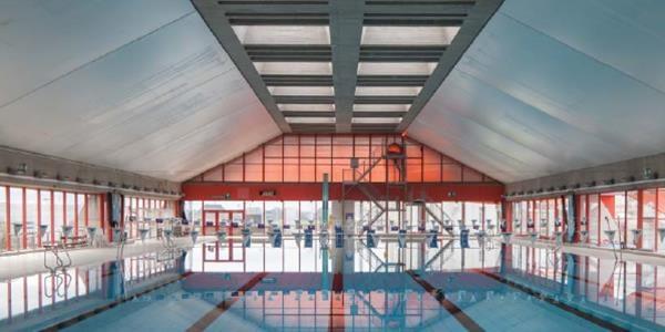 Zwemmen in Zwembad Oostende