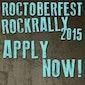 rocktoberfest Rockrally