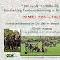 200 jaar Waterloo - Herdenking Troepenschouwing Gavermeersen