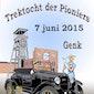Trektocht der Pioniers (oldtimers pré-1940)