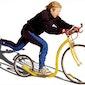 Test eens een kickbike uit op Melle kermis