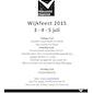 Vogelwijk Feest 2015 Lochristi
