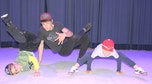 B-boying - Breakdance