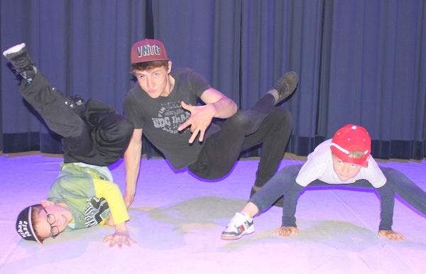 B-boying - Breakdance Mechelen