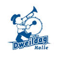 6de Halse Dweildag en Open BK Dweilorkesten & Reuzenstoet