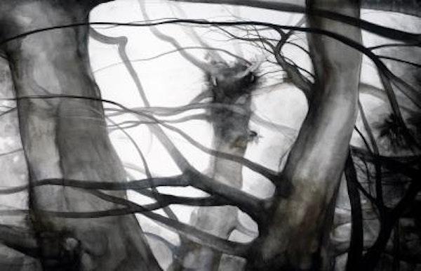"""Donatella Bianchi """"Les arbres ne voyagent que par leur bruit"""" (R.Char)"""