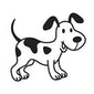 Bezoek aan hondenkapsalon Belle'Anou VM