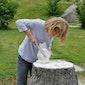 Een picasso uit steen