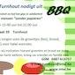 BBQ ten voordele van mensen 'zonder papieren'