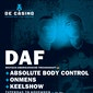 DAF + Absolute Body Control + Onmens + Keelshow