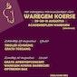 Waregem Koerse Feesten 2015 door Het Waregems Harmonieorkest