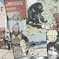 Vintage / Brocante markt  - Thema Strips