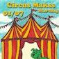 Speelpleinwerking Makss wordt Circus Makss