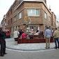Fietstocht: leven en nog meer leven in de wijk