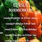 Cursus bloemschikken Wenduine / De Haan
