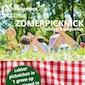 Zomerpicknick op Perron Noord