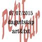 daguitstap in Antwerpen en Gent, met bezoek aan de tentoonstelling van Fabrice Hyber in M HKA en 'carte du monde poétique' in Herbert Foundation