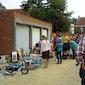 Vlooienmarkt op het Vlooienhof