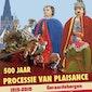 500 jaar Processie van Plaisance