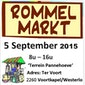 rommelmarkt 5 september 2015