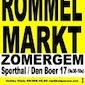 Antiek & Rommelmarkt te Zomergem