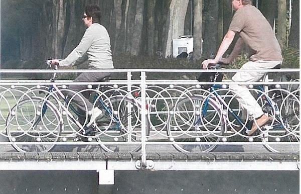 Fietszoektocht 100 % West-Vlaams in Damme