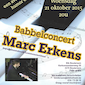 Babbelconcert door Marc Erkens