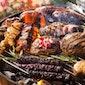 Barbecue Wielertoeristenclub Julius Caesar