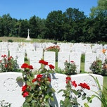 Een oase van rust in de duinen: British Military cemetary