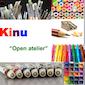 Open atelier bij KINU