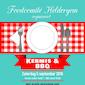 Kermis Heldergem & BBQ met gratis optredens