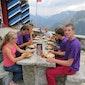Clinic: Medisch verantwoord met kinderen de bergen in