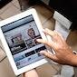Betalen op een website of app met je tablet