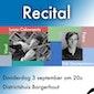Recital Lucas Caluwaerts