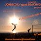 Jong CD&V Zele gaat beachvolleyballen