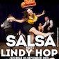 SALSA MEETS LINDY HOP