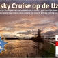 Whisky Cruise op de IJzer