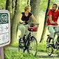 Allegro's fietstocht