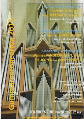Orgel en Koorconcert