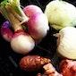 Koken met vergeten groenten