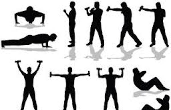 Turnen/Fitness voor Heren 50-plussers.