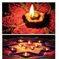 Lichtjestocht ten voordele van SCAD-India