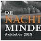 De nacht van DE MINDERE / lezing Herman Van Rompuy
