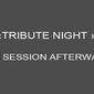 Tribute Night & Jam session afterwards