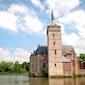 Het kasteel van Horst  en  gravin Maria-Anna Vanden Tympel