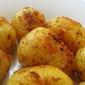 Patapas, aardappelhapjes