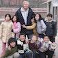Benefietetentje ten voordele van Morning Tears China