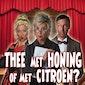 Thee met Honing of met Citroen?